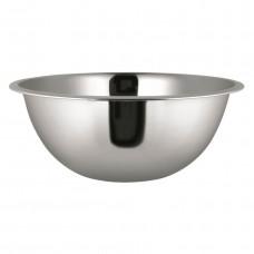 Bowl Tigela Inox Fundo 24cm - Yazi