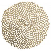Lugar Americano Souk Dourado 38cm - Mimo Style