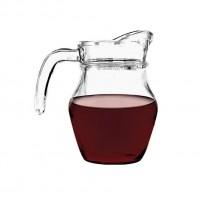 Jarra de Vidro para Suco ou Vinho 500ml - Yazi