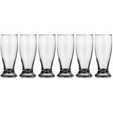 Jogo com 6 Copos Munich Cerveja 300ml - Nadir