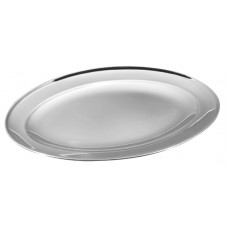 Travessa Inox Oval 25cm - Yazi