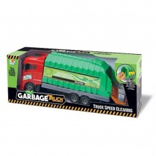 Caminhão Garbage Truck - Orange Toys