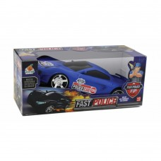 Carro Fast Police – Orange Toys