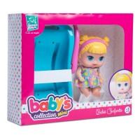 Babys Collection Mini Bebê Conforto - Super Toys