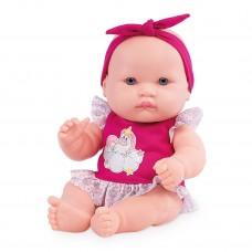 Bebê Neneca Roupinha Unicórnio - Super Toys