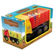Caminhão Bruthus Boiadeiro - GGB Brinquedos