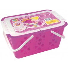 Kit Cozinha na Cestinha - GGB Brinquedos