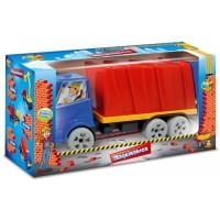 Caminhão Maquinatron Papa Lixo - GGB Brinquedos