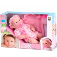 Bebê New Born Faz Xixi - Diver Toys