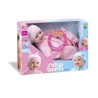 Bebê New Born Soninho - Diver Toys