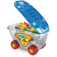 Playcar 50 Pçs - GGB Brinquedos