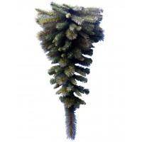 Árvore de Natal Invertida Pinheiro de Parede Luxo 87 Galhos 90cm - Master Christmas