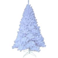 Árvore de Natal Pinheiro Suíço Branco Luxo Premium 556 Galhos 1,80m - Master