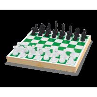 Jogo de Xadrez Madeira - Junges